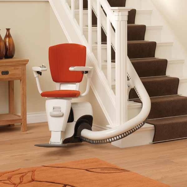 curved chair stairlift european platform and stairlift association