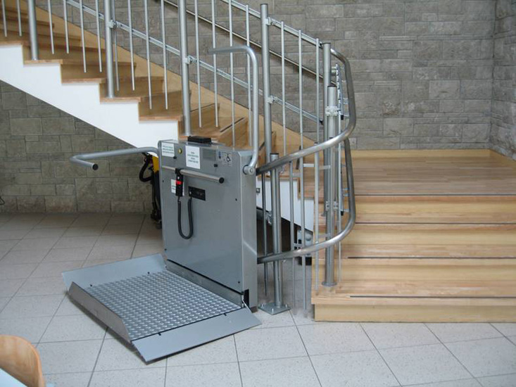 standing stair lift. Curved Platform Stairlift By Hiro Lift Standing Stair Lift N