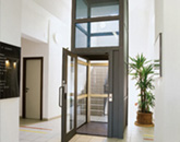 Enclosed Platform Lift